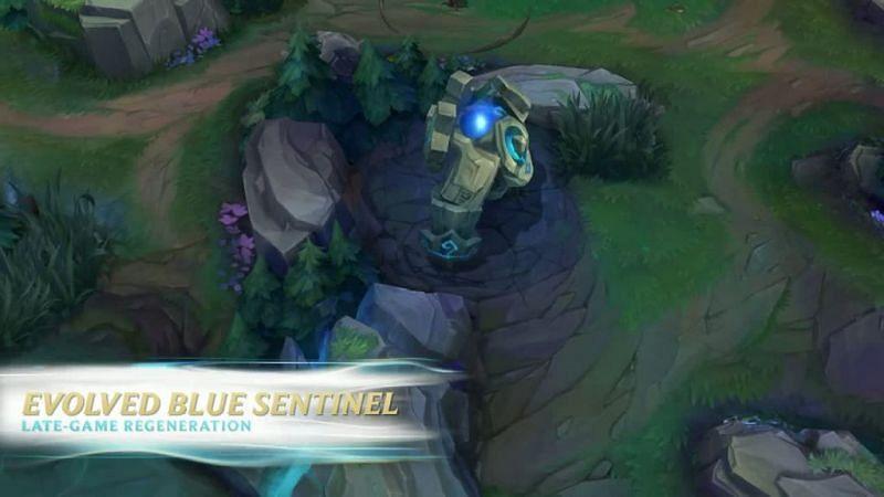 Wild Rift Blue Sentinel (Image via Riot Games)
