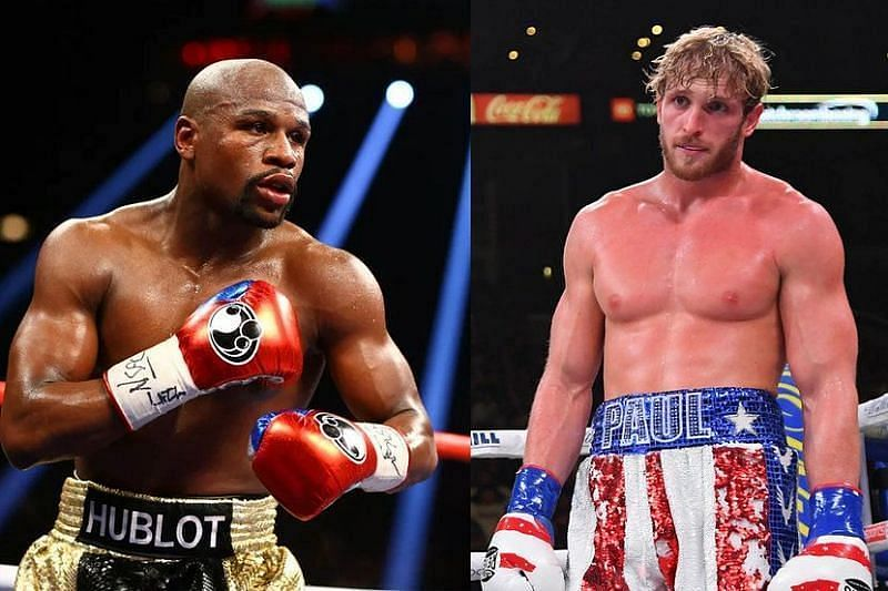 The Logan Paul vs Floyd Mayweather bout has started to trend online
