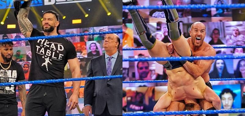 SmackDown की वीडियो हाइलाइट्स
