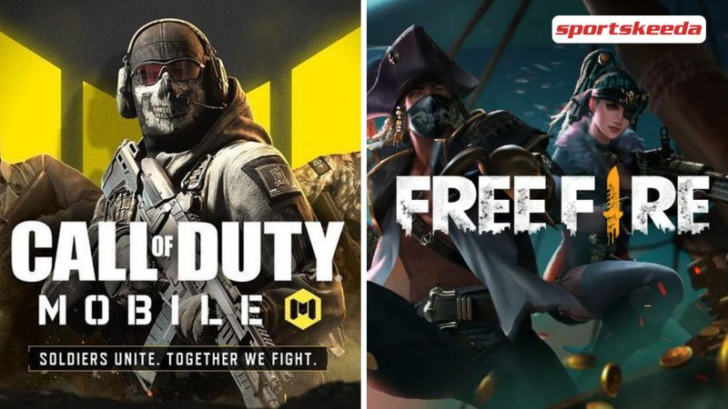 COD Mobile और Free Fire