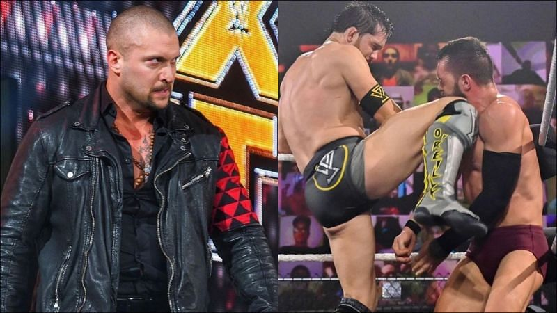 Who will walk out of WWE NXT New Year