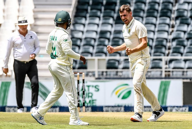 South Africa v Sri Lanka - Second Test Day 1