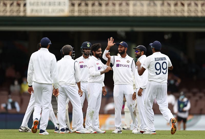 Sunil Gavaskar lauded the Indian bowlers for not letting Australia post a massive total.