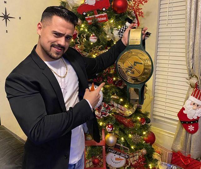 WWE को मिला नया चैंपियन