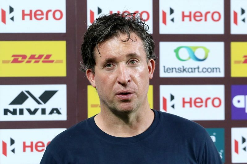 SC East Bengal coach Robbie Fowler was content with the performance his side put against FC Goa (Image Courtesy: ISL Media)