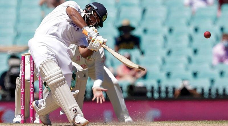 Australia were worried about the result as long as Rishabh Pant was at the crease.