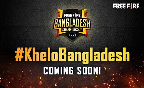 Free Fire Bangladesh Championship