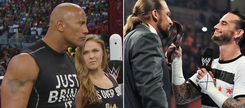 Even the biggest WrestleMania plans are subject to change in WWE