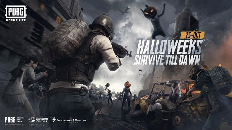 There are many offline games that are similar to PUBG Mobile Lite on the market (Image via Wallpaper Cave)