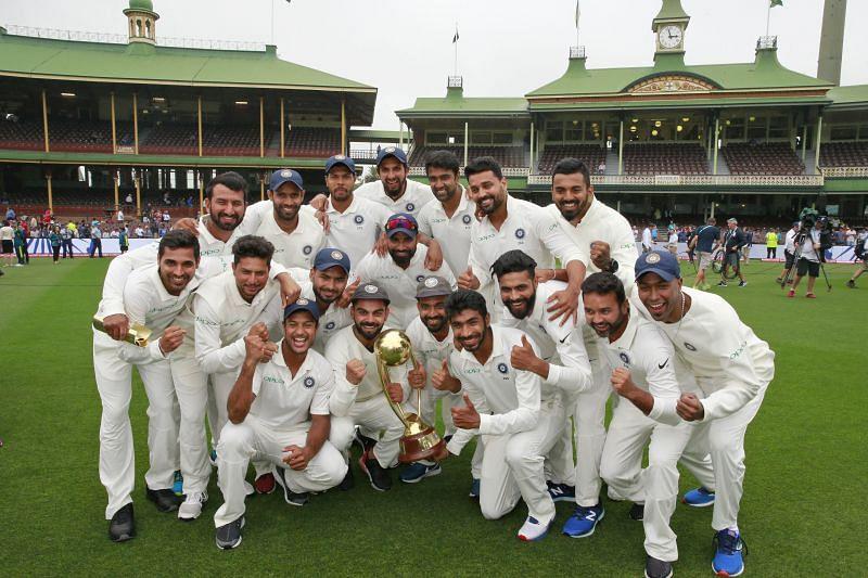 India will hope to retain the Border-Gavaskar trophy at the SCG
