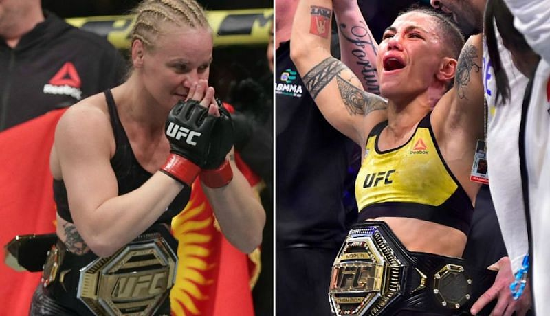 Valentina Shevchenko vs. Jessica Andrade could be in the works for March or April