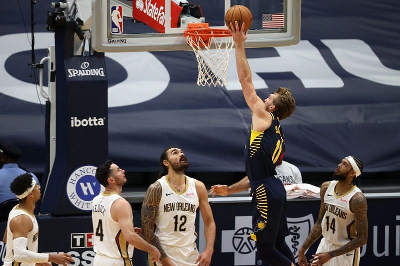 Indiana Pacers vs New Orleans Pelicans