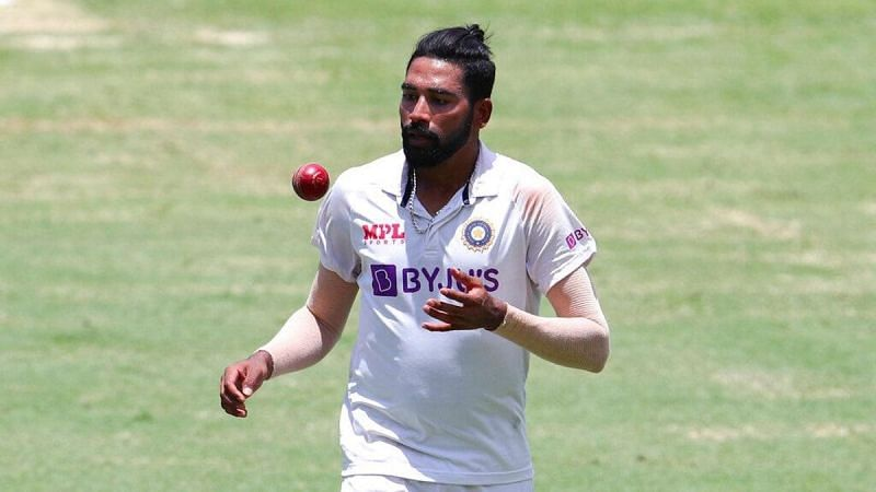 Mohammed Siraj ended the series as Team India