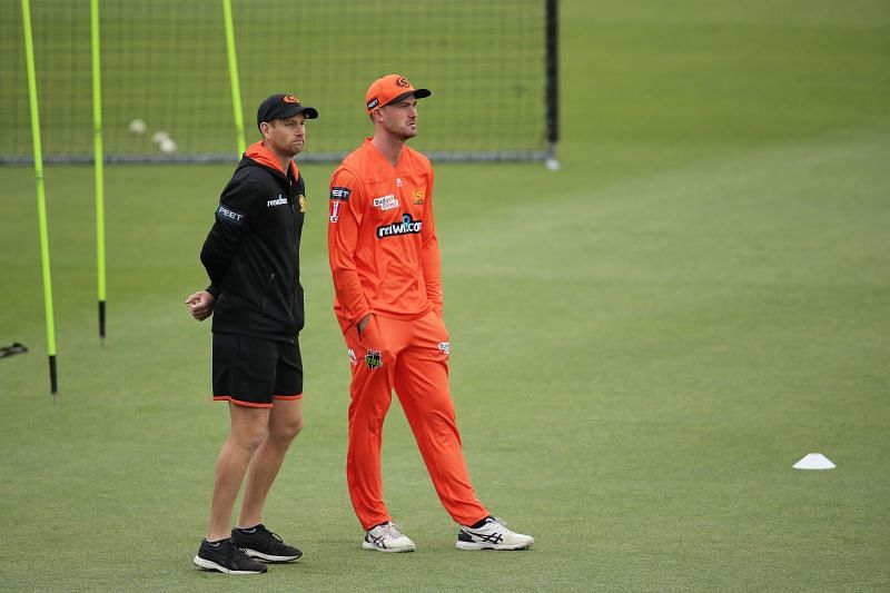 The Perth Scorchers will play four home games at Perth in this year
