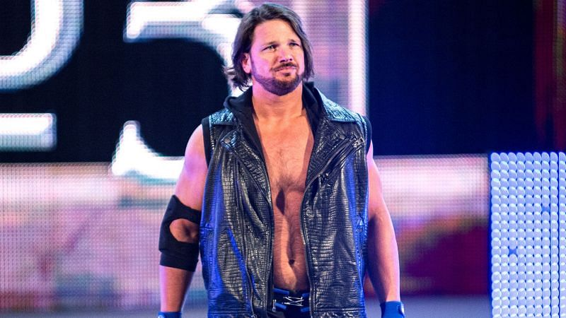 AJ Styles made his WWE debut in the 2016 Royal Rumble match