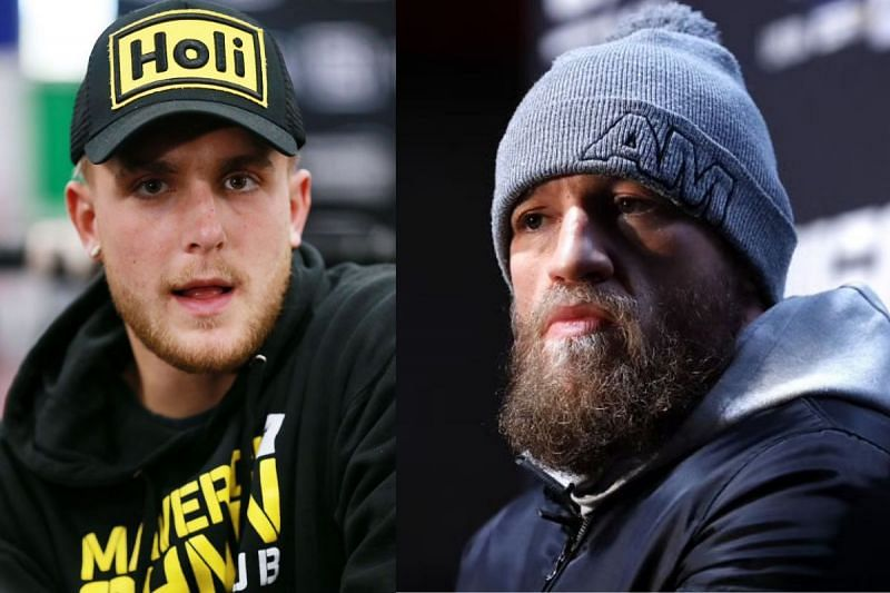 Jake Paul called out Conor McGregor for a boxing match