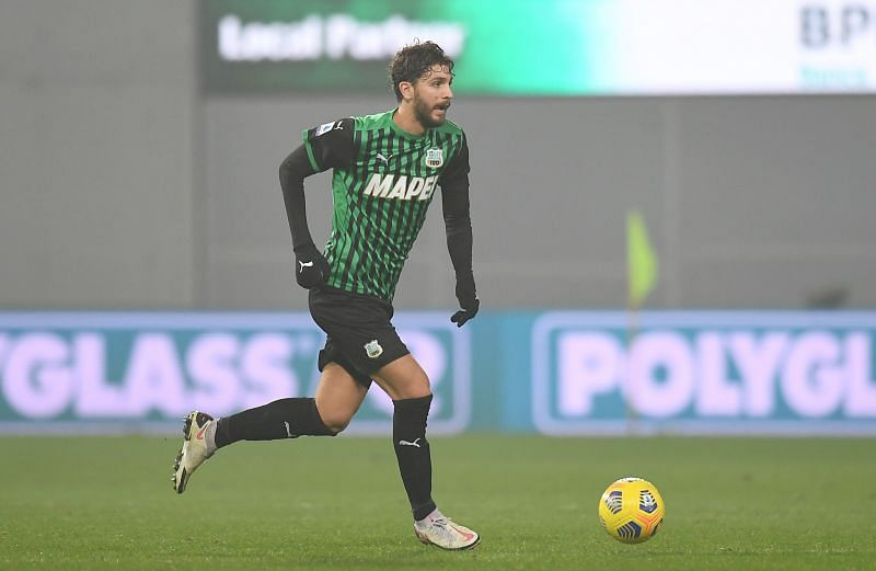 Locatelli has been excellent for Sassuolo