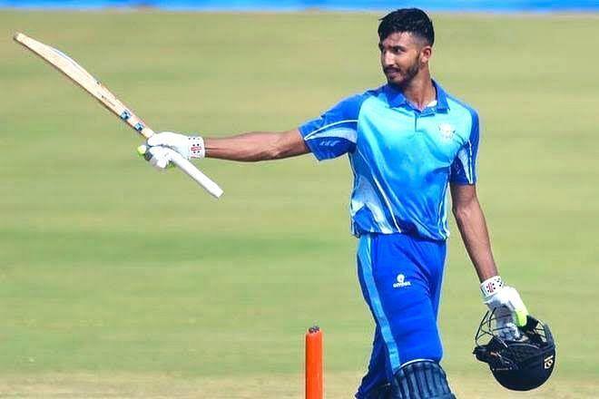 Karnataka opener Devdutt Padikkal remained unbeaten on 99 against Tripura