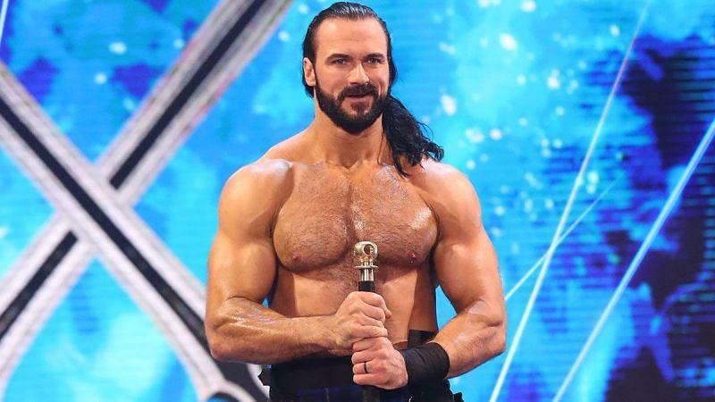 Drew McIntyre is ready to do battle with Goldberg