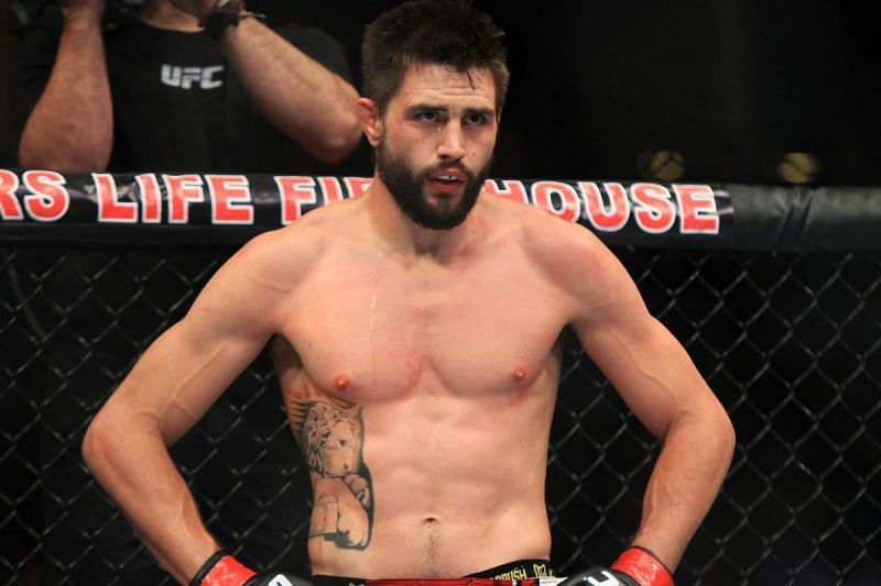 Could Carlos Condit head back into retirement in 2021?