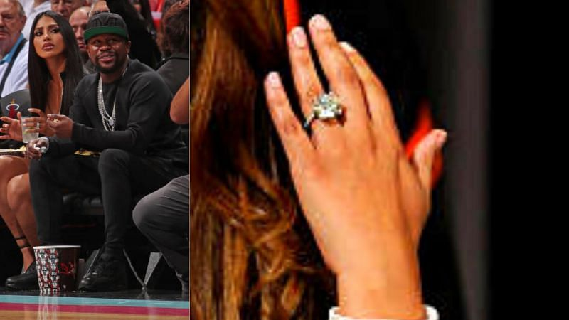 Floyd Mayweather reportedly spent $10 million on an engagement ring for ex-fiancée Shantel Jackson