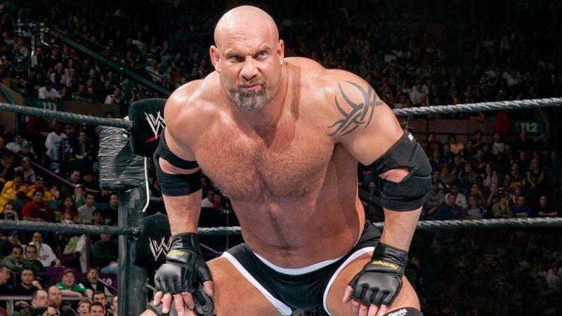 गोल्डबर्ग ने RAW लैजेंड्स नाइट के दौरान WWE में वापसी की थी।