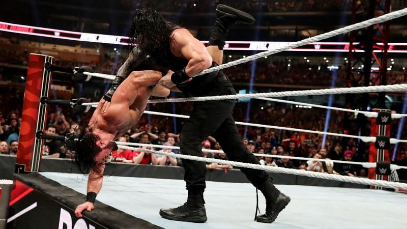 WWE Royal Rumble मैच