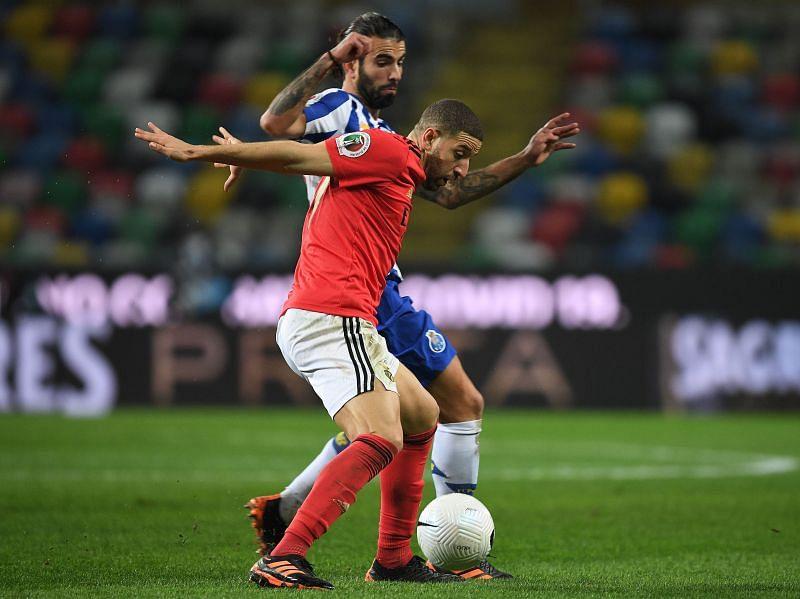 Benfica will take on Tondela