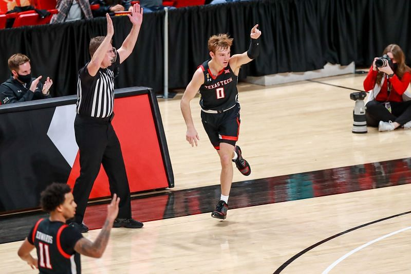 The Texas Tech Red Raiders and the West Virginia Mountaineers will face off at the WVU Coliseum on Monday