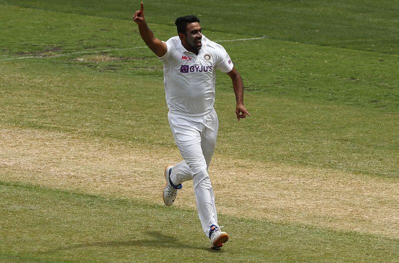 R Ashwin is the joint-highest wicket-taker of the Border-Gavaskar Trophy thus far