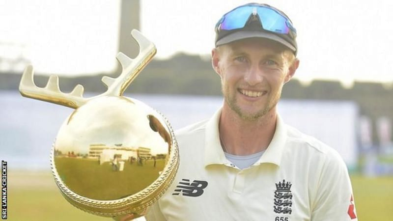 Joe Root helped England ease to victory against Sri Lanka
