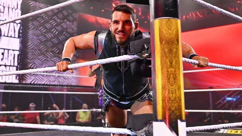 Johnny Gargano is one of the defining stars of NXT