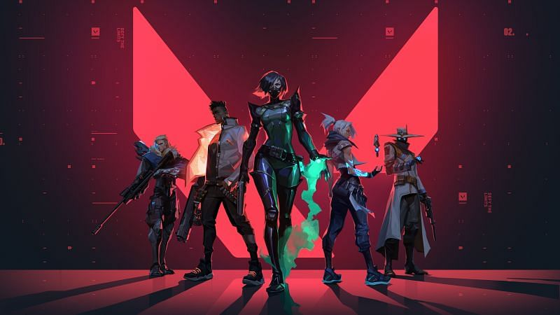 Valorant Agent roster Image by Riot Games