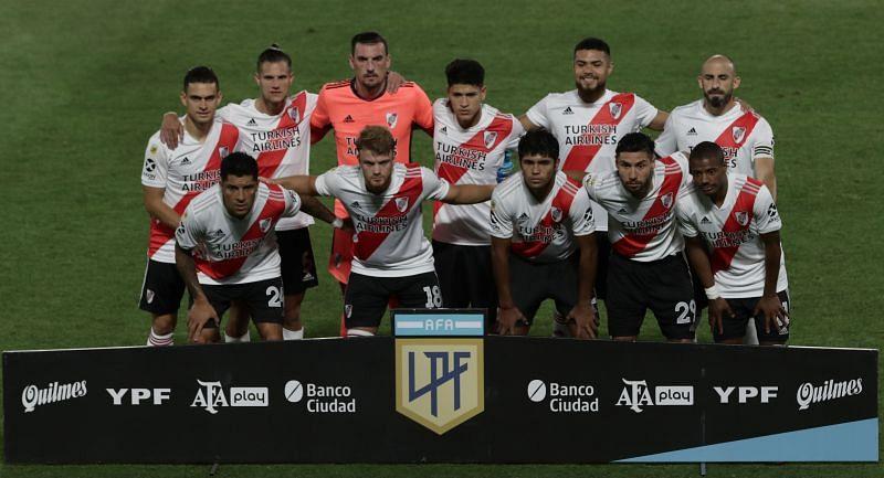 River Plate will host Palmeiras in the semi-finals of the Copa Libertadores