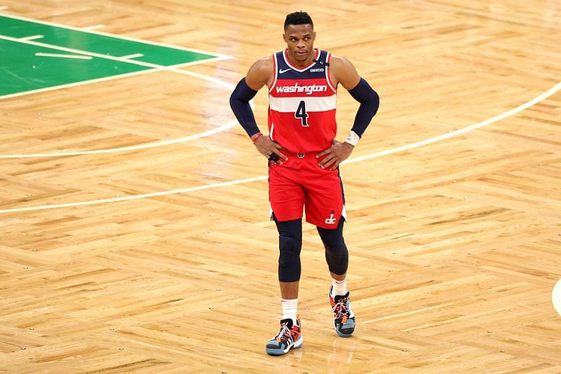 Russell Westbrook of the Washington Wizards