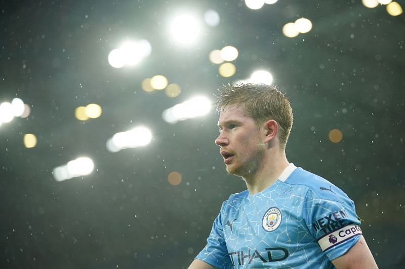 Kevin De Bruyne has been offered a new contract at Manchester City