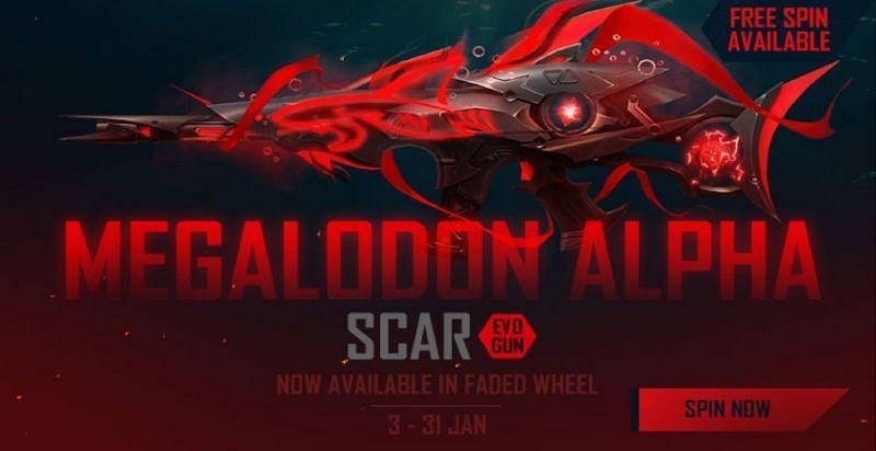 Megalodon Alpha