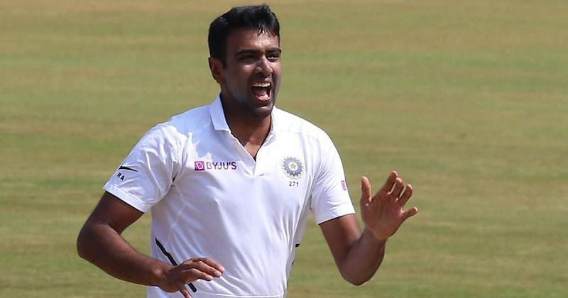 Ashwin has been brilliant in the Test series.