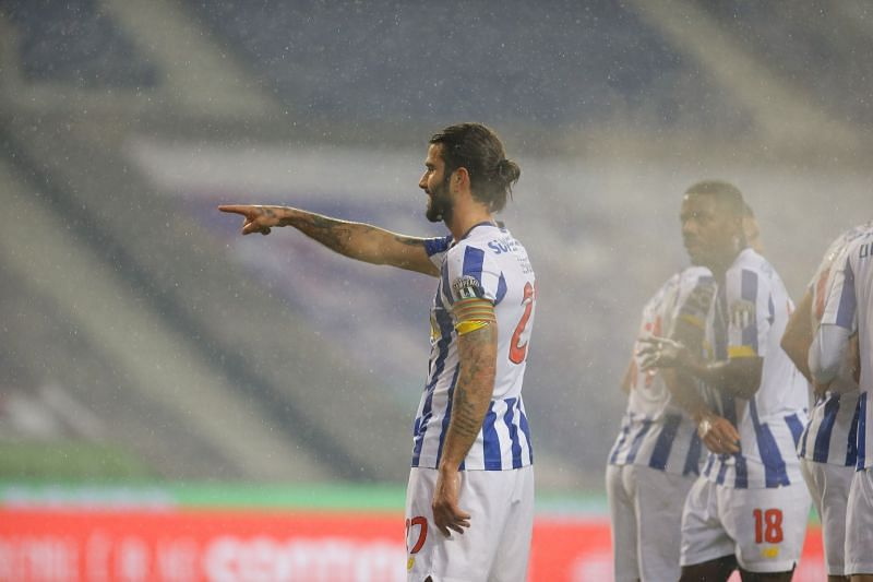 Sergio Oliveira has scored six goals and picked up four assists in 12 games for Porto this season