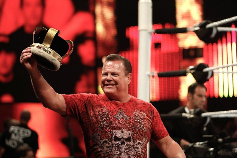 Jerry Lawler has been a familiar face in WWE for years
