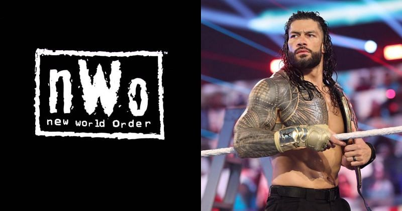 nWo and Roman Reigns.