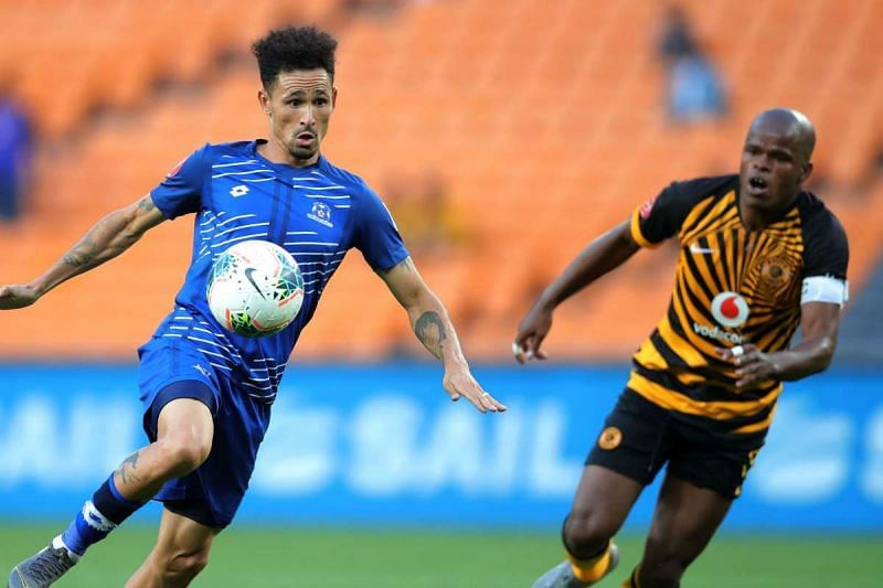 Kaizer Chiefs take on Maritzburg United this weekend. Image Source: Goal