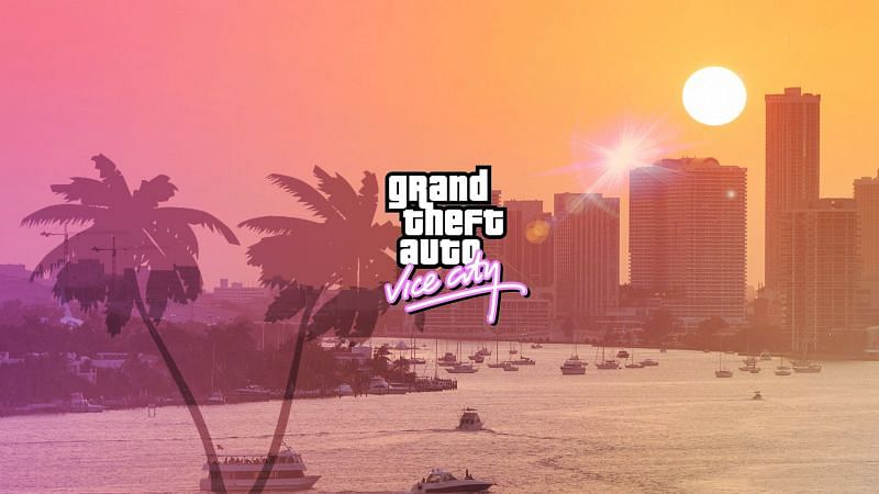 GTA Vice City remains one of the best entries in Rockstar Games