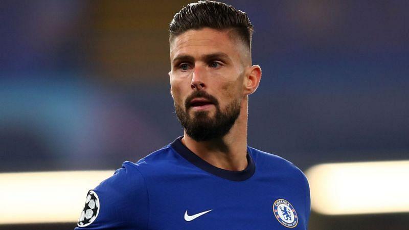 Olivier Giroud is Chelsea