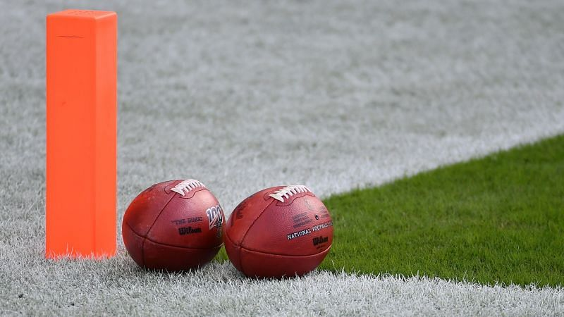 NFL Footballs have a special phrase on each of them because of Wellington Mara
