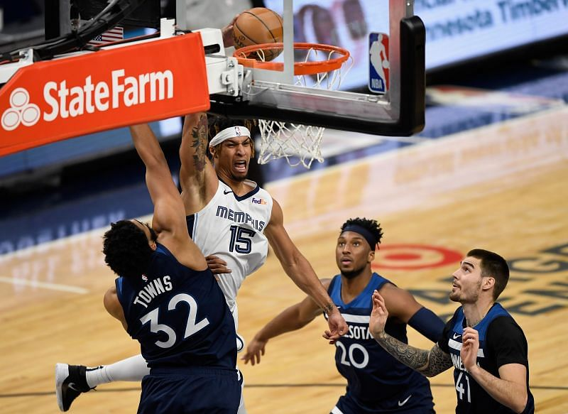 Memphis Grizzlies vs Minnesota Timberwolves