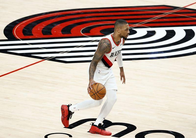 Portland Trail Blazers star Damian Lillard will be looking forward to facing a weak Toronto Raptors defense