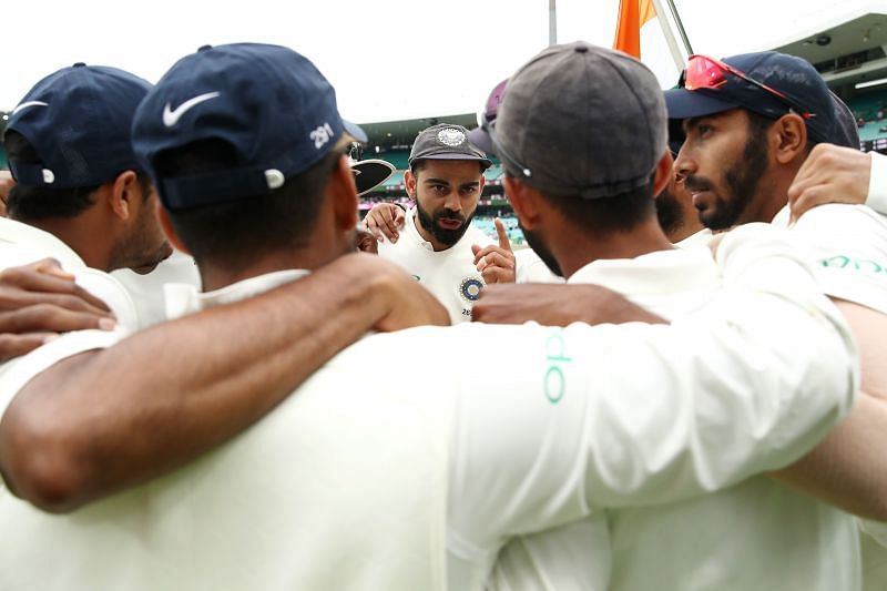 Virat Kohli is the only Asian captain to win a Test series Down Under