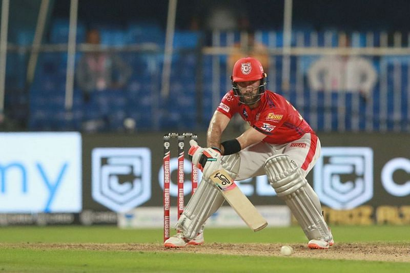 The Kings XI Punjab decided against retaining Glenn Maxwell for IPL 2021