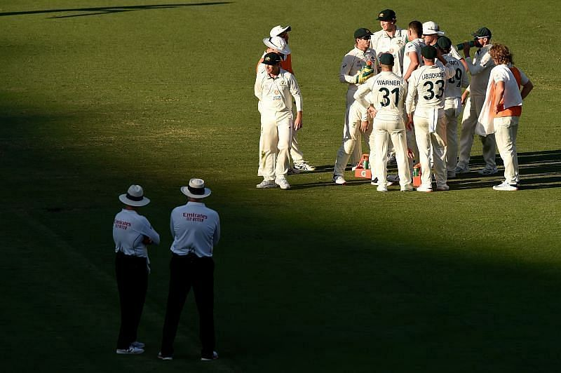 Matthew Hayden feels that The Gabba should have hosted the first Test between India and Australia